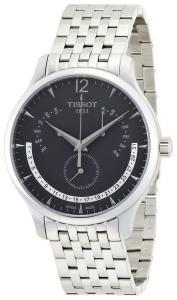 Đồng hồ Tissot Men's T063.637.11.067.00 Anthracite Dial Watch