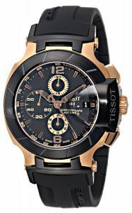 Đồng hồ Tissot Men's T0484272705701 T-Race Automatic Chronograph Watch