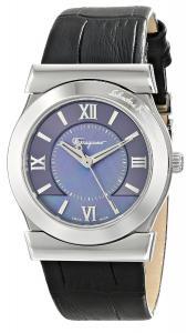 Đồng hồ Salvatore Ferragamo Women's F75SBQ9909 SB09 Vega Grey Mother-of-Pearl Dial Sapphire Crystal Watch