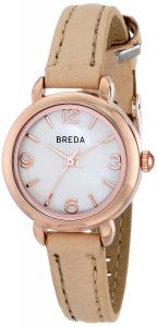 Đồng hồ Breda Women's Leather Band Watch