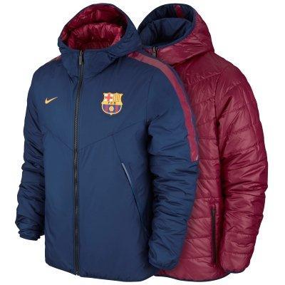 Áo khoác 2014-2015 Barcelona Nike Core Padded Jacket (Navy)