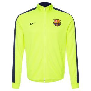 Áo khoác 2014-2015 Barcelona Nike Authentic N98 Jacket (Volt)