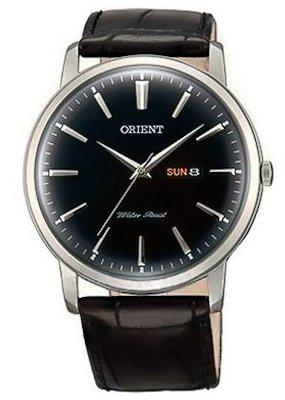 Đồng hồ Orient Capital Quartz Analog Dress Watch with Day and Date UG1R002B