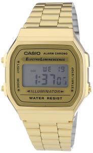 Đồng hồ CASIO The Medium Digital Watch in Gold
