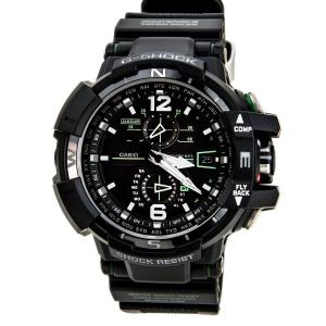 Đồng hồ Casio G-Shock GWA-1100-1A3 G-Aviation Series Men's Stylish Watch - Black / One Size