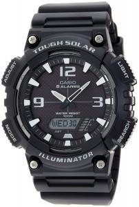 Đồng hồ Casio Men's AQ-S810W-1AV Solar Sport Combination Watch