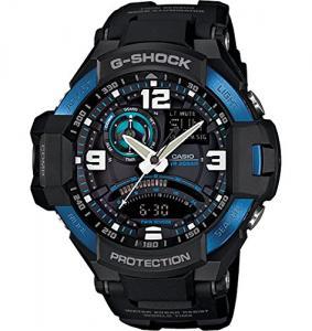 Đồng hồ G-Shock GA1000-2B Master of Gravity Stylish Watch - Black / One Size