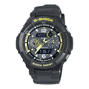 Đồng hồ G-SHOCK The G-Aviation Multi-Mission Combi Watch in Black,Watches for Men