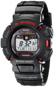 Đồng hồ Casio Men's GW9010-1 G-Shock Mudman Solar Atomic Rally Watch