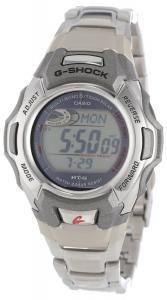 Đồng hồ Casio Men's MTGM900DA-8 G-Shock Stainless Steel Tough Solar Atomic Digital Watch