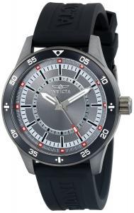 Đồng hồ Invicta Men's 14337 Specialty Grey Dial Black Polyurethane Watch