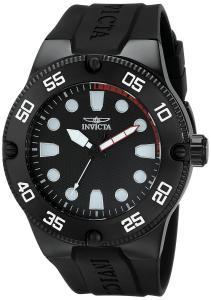 Đồng hồ Invicta Men's 18026SYB Pro Diver Analog Display Japanese Quartz Black Watch