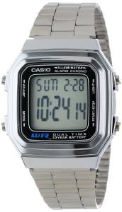 Đồng hồ Casio Men's A178WA-1A