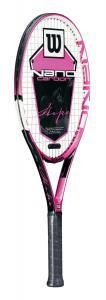 Vợt tennis Wilson Nano Carbon HOPE Tennis Racquet (4 1/4