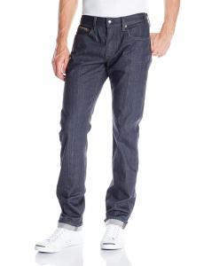 Joe's Jeans Men's The Brixton Slim-Fit Straight-Leg Jean In Mack Coated Selvedge