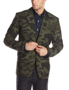 G-Star Raw Men's Omega Camo Blazer In New Auth Camo Combat