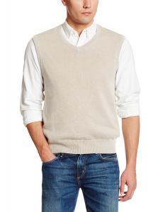 Dockers Men's Birdseye Vest
