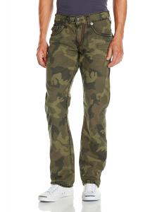 True Religion Men's Ricky Super T Relaxed Straight Fit Jean In Fort Morgan