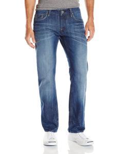 G-Star Raw Men's Attacc Slim Straight Fit Jean In Duke Medium Aged