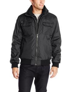 Calvin Klein Men's Rip-Stop Bomber Jacket