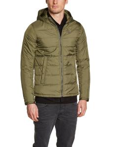 G-Star Raw Men's Rayton Quilted HDD Overshirt In Myrow Nylon