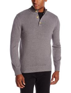 Levi's Men's Riffey Mock Neck Sweater