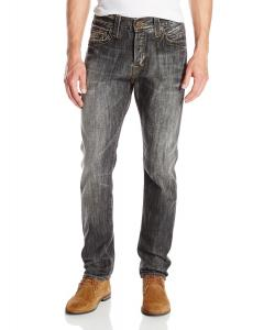 True Religion Men's Dean Slouchy Skinny Tapered Leg Jean In Urban Dust