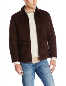 Nautica Men's Faux Shearling Jacket