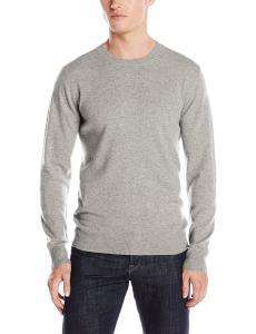 Christopher Fischer Men's Cashmere Basic Crew-Neck Sweater