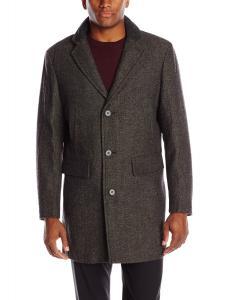 London Fog Men's Ledyard Topper Coat