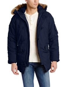 Alpha Industries Men's Altitude Oxford Nylon N3-B Parka Jacket