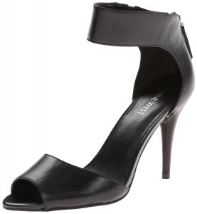 Nine West Women's Supastardm Leather Dress Sandal