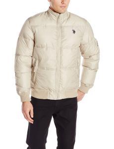 U.S. Polo Assn. Men's Classic Puffer Jacket