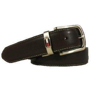 Tommy Hilfiger Reversible Belt- Black/Brown 06-5066