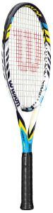 New Racket Wilson Envy BLX (100) (Strung)
