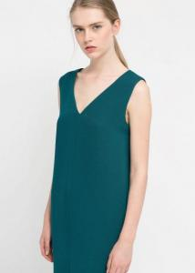 Váy nữ Cut-out crepe dress