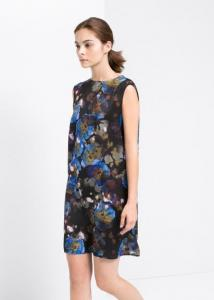 Váy nữ Floral shift dress