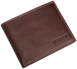 Nautica Men's Vegetable Tanned Passcase Wallet