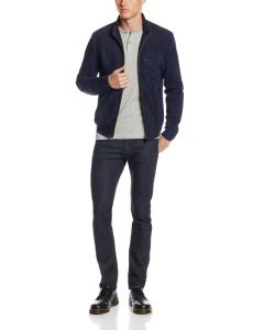 Theory Men's Christo L.Nervo Suede Jacket