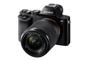 Sony a7K Full-Frame Interchangeable Digital Lens Camera with 28-70mm Lens