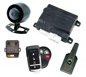 Excalibur (AL360EDP) Deluxe 1-Way Remote Start and Security System