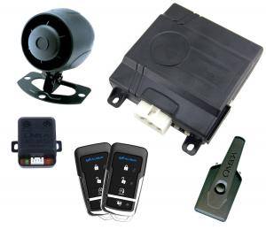 Excalibur (AL1660EDPB) Deluxe 1-Way Vehicle Security and Remote Start System