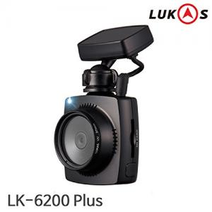 Lukas (LK-6200G PLUS HD 8GB) 720P Car Dashboard Camera Video Recorder with GPS