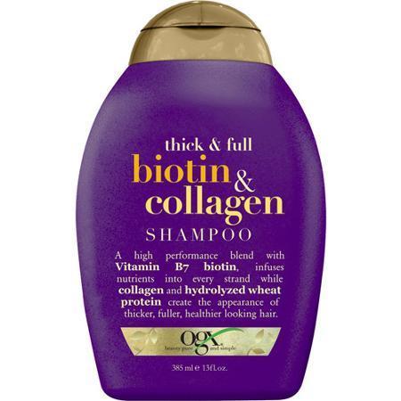 Dầu gội đầu OGX Biotin & Collagen Shampoo, 13 fl oz