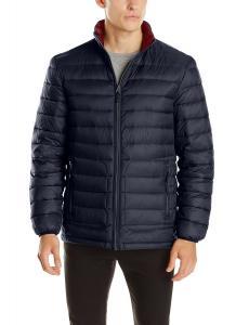 Buffalo by David Bitton Men's Packable Down Puffer Jacket