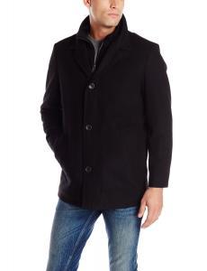Nautica Men's Walker Coat with Bib