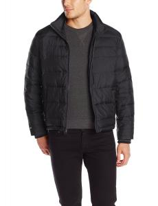 Kenneth Cole New York Men's Front-Zip Puffer Down Jacket