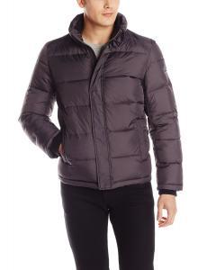 Calvin Klein Men's Front-Zip Puffer Jacket