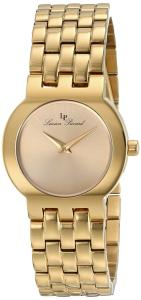 Lucien Piccard Women's LP-10019-YG-10 Victoria Analog Display Japanese Quartz Gold Watch