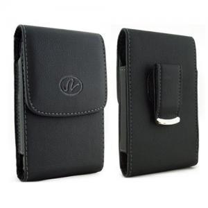 Leather Vertical Belt Clip Swivel Case Pouch Cover fr BlackBerry Passport DIMENSION: 6.00 X 3.60 X .60 INCH